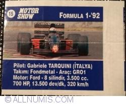 Image #1 of 15 - Gabriele Tarquini - Fondmetal