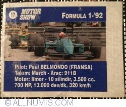 Image #1 of 17 - Paul Belmondo - March