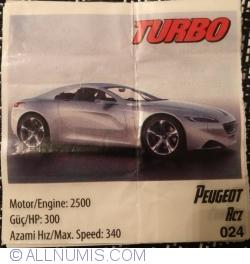 Image #1 of 24 - Peugeot RCZ