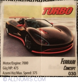 Image #1 of 30 - Ferrari Concept