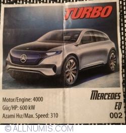 Image #1 of 002 - Mercedes EQ