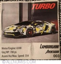 Imaginea #1 a 003 - Lamborghini Aventador