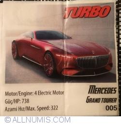 Imaginea #1 a 005 - Mercedes Grand Tourer
