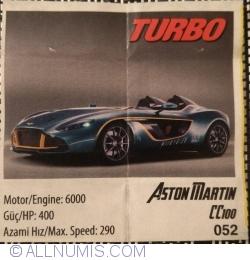 Image #1 of 52 - Aston Martin CC100