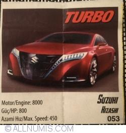 Image #1 of 53 - Suzuki Kizashi