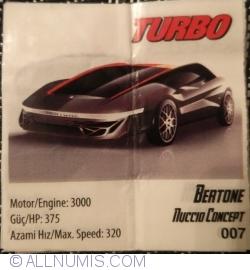 Imaginea #1 a 007 - Bertone Nuccio Concept