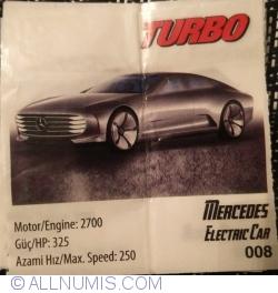 Imaginea #1 a 008 - Mercedes Electric Car