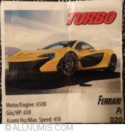 Image #1 of 20 - Ferrari P1