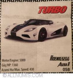 Image #1 of 058 - Koenigsegg Agera R