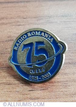 Image #1 of Radio România - 75 ani