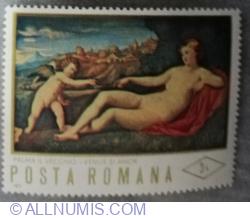 3 Lei - Palma Il Vecchio: Venus şi Amor