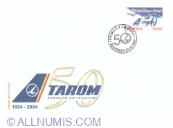 Image #1 of Tarom 50 - 1954-2004