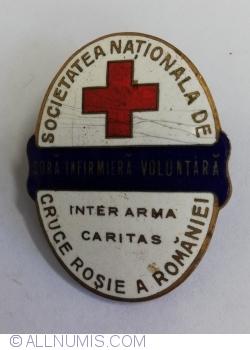 Soră Infirmieră Voluntară - Inter Arma Caritas