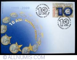 """Image #2 of 10 years since the launching of the """"EURO currency"""
