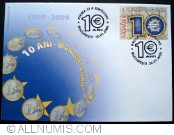 """Image #1 of 10 years since the launching of the """"EURO currency"""