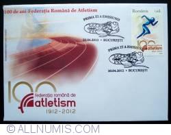 Image #1 of 100 de ani - Federatia Romana de Atletism
