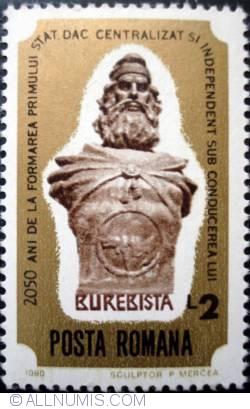 2 Lei - Burebista - P. Mercea