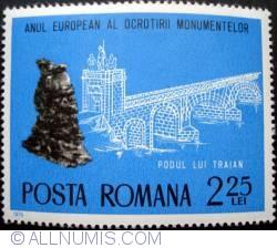 Image #1 of 2.25 Lei - Podul lui Traian