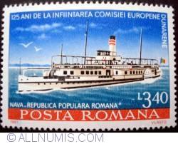 Imaginea #1 a 3.40 Lei - Nava Republica Populara Romana