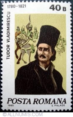 Imaginea #1 a 40 Bani - Tudor Vladimirescu