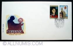 Anniversaries I - N. Copernic (with vignette)