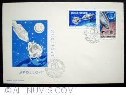 Apollo 9 and 10