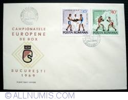 Imaginea #1 a Campionatele Europene de Box