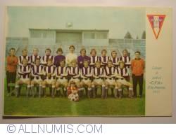 C.F.R Cluj 1977