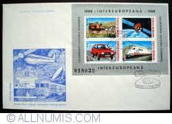 Image #1 of The Inter-European Economic - Cultural Collaboration 1988