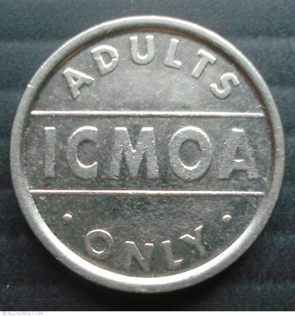 Icmoa Adults Only Business Tokens United States Of