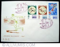 Image #2 of Balkan Athletics Games - Bucharest