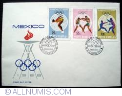 Image #2 of Summer Olympics, Mexico
