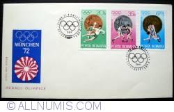 Imaginea #1 a Jocurile Olimpice de Vara, Munchen - Medalii Olimpice