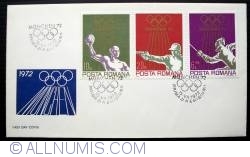 Imaginea #2 a Jocurile Olimpice de Vara, Munchen