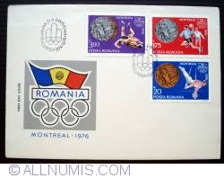 Image #1 of Olympic Medals, Summer Olympics, Montreal