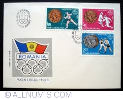 Image #2 of Olympic Medals, Summer Olympics, Montreal