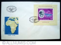 Image #1 of Pioneers of Aviation (perforated souvenir sheet)