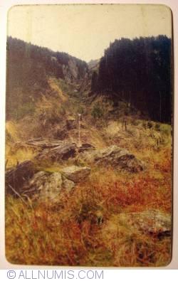 Romtelecom 2001 - Peisaj munte (2)