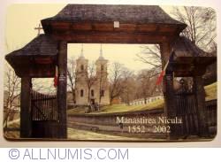 Imaginea #2 a Mănăstirea Nicula (6)