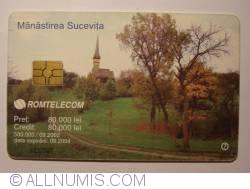 Imaginea #2 a Mănăstirea Plopiş/ Mănăstirea Suceviţa (7)