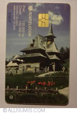 Image #1 of Barsana Church (8)