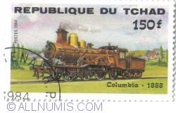 Image #1 of 150 F Locomotiva Columbia 1888