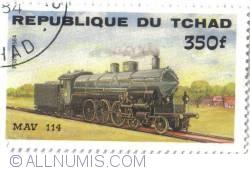 Image #1 of 350 F Locomotiva MAV 114