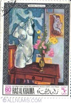 Image #1 of 60 dirham Matisse Plaster torso
