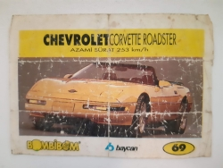 69 - Chevrolet Corvette Roadster