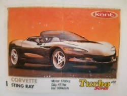 432 - Corvette Sting Ray