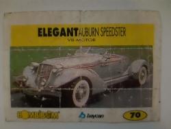 70 - Elegant Auburn Speedster