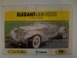 Image #1 of 70 - Elegant Auburn Speedster