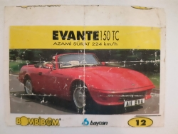 Image #1 of 12 - Evante 150 TC