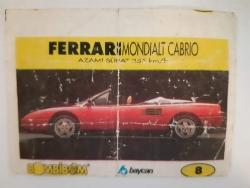 Image #1 of 08 - Ferrari Mondialt Cabrio